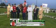 RB MONEY TO BURN WINS THE GR 3 AL RUWAIS IN ABU DHABI ON JANUARY 27TH