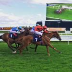 SONG OF SUMMER breaks her maiden at Doncaster on July 20th