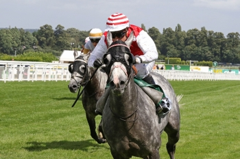 SIR BANI YAS adds another GR 1 to his Collection with win at SANDOWN PARK