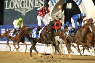ABHAAR SHINES IN MEYDAN TAKING THE LISTED MADJANI STAKES!