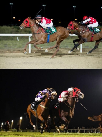TH RICHIE PROGENY ON FIRE IN ABU DHABI!