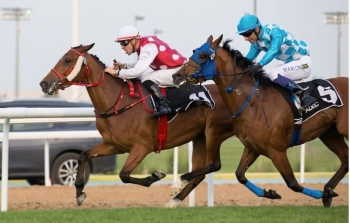 BASMAH LANDS THE ARABIAN TRIPLE CROWN R2