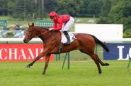 OBELOS SCORES FIRST TIME OUT IN FRANCE!!