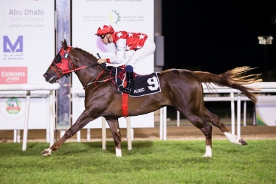 ALL AROUND DOUBLE FOR AL ASAYL ON FILLIES AND COLTS CLASSIC DAY