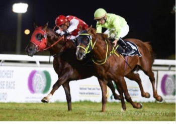 ASYYAD shines in the Abu Dhabi Championship LISTED race over 1600M