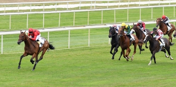 CLOUD SURFING  WINS LISTED RACE IN DUSSELDORF!