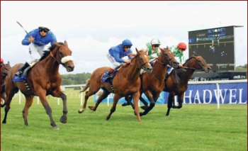 Al Dahma wins Shadwell stakes
