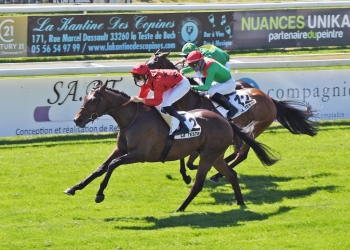 DARK NOBLE SCORES IN VICHY on July 22nd