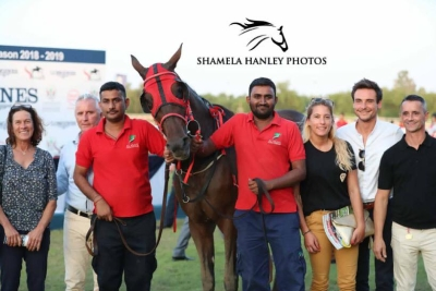 AL ASAYL RUNNERS ON FIRE IN THE LADIES WORLD CHAMPIONSHIP PA PRESTIGE
