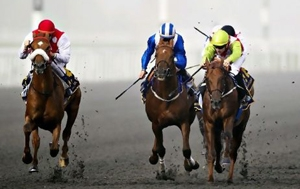 Seraphin accelerates to victory in Dubai World Cup opener