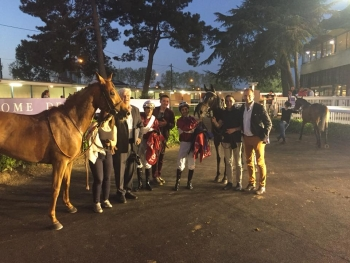 FIRST WINNER IN FRANCE FOR SERAPHIN DU PAON!